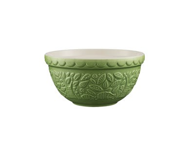 Image for In The Forest S30 Green Mixing Bowl 21cm
