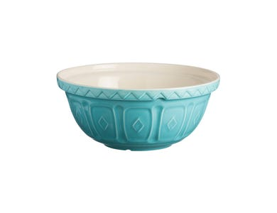 Image for Colour Mix S12 Turquoise Mixing Bowl 29cm