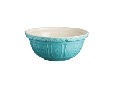 Image for Colour Mix Turquoise S18 Mixing Bowl 26cm