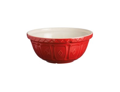 Image for Colour Mix Red S18 Mixing Bowl 26cm