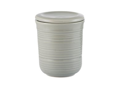 Image for William Mason Storage Jar Grey