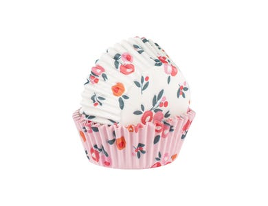 Set 40 Blossom Baking Cases